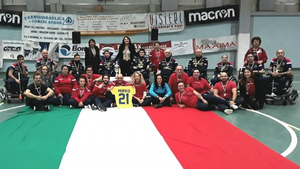 "Tutti i Macron Warriors premiati per il secondo posto al 4° ""Memorial Ten. Filippo Merlino"""
