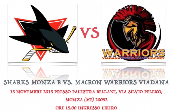 DEBUTTO IN CAMPIONATO PER I MACRON WARRIORS VIADANA
